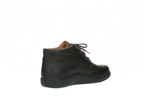 wolky bottines a lacets 08100 kansas 50300 nubuck marron_10