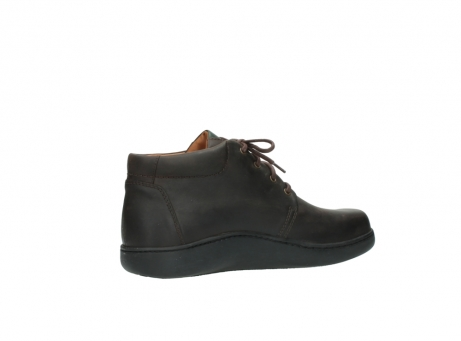 wolky bottines a lacets 08100 kansas 50300 nubuck marron_11