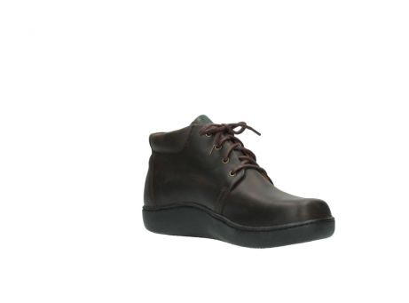 wolky bottines a lacets 08100 kansas 50300 nubuck marron_16