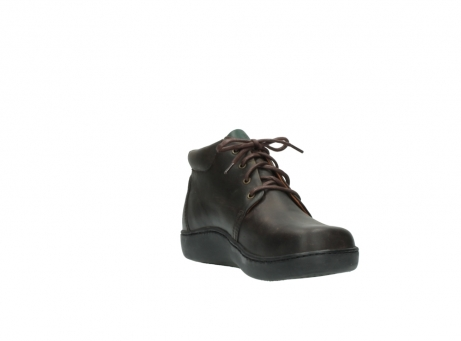 wolky bottines a lacets 08100 kansas 50300 nubuck marron_17