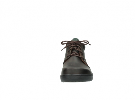 wolky bottines a lacets 08100 kansas 50300 nubuck marron_19