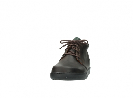 wolky bottines a lacets 08100 kansas 50300 nubuck marron_20