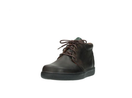 wolky bottines a lacets 08100 kansas 50300 nubuck marron_21