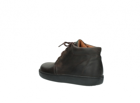 wolky bottines a lacets 08100 kansas 50300 nubuck marron_4