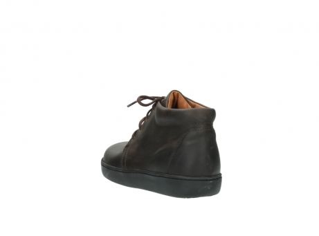 wolky bottines a lacets 08100 kansas 50300 nubuck marron_5