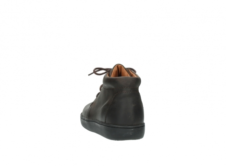 wolky bottines a lacets 08100 kansas 50300 nubuck marron_6