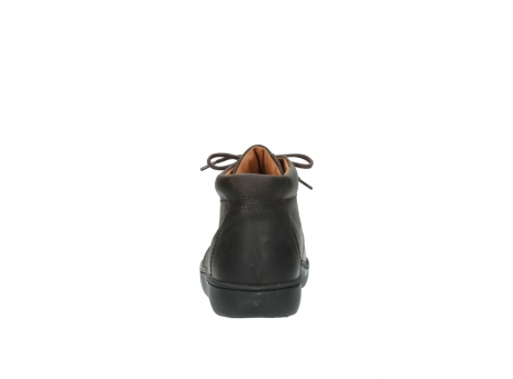 wolky bottines a lacets 08100 kansas 50300 nubuck marron_7