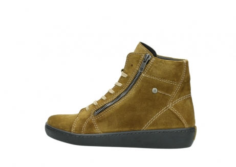 wolky lace up boots 08130 zeus 40920 ocher yellow suede_2