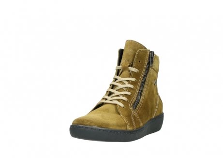 wolky lace up boots 08130 zeus 40920 ocher yellow suede_21
