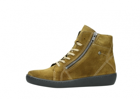 wolky lace up boots 08130 zeus 40920 ocher yellow suede_24