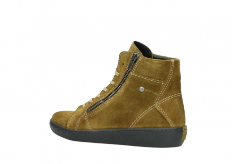 wolky lace up boots 08130 zeus 40920 ocher yellow suede_3