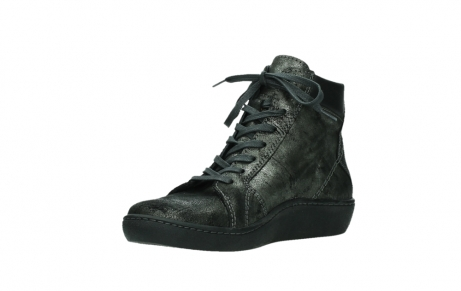 wolky lace up boots 08130 zeus 46280 metal suede_10