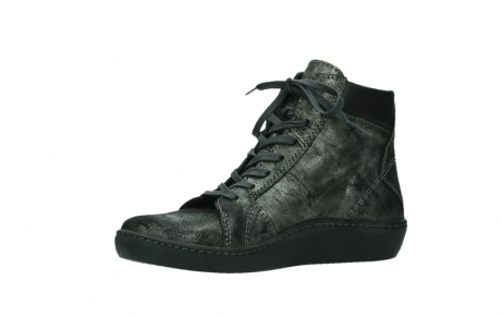wolky lace up boots 08130 zeus 46280 metal suede_11