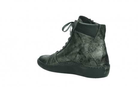 wolky lace up boots 08130 zeus 46280 metal suede_16