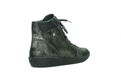 wolky lace up boots 08130 zeus 46280 metal suede_22