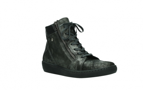 wolky lace up boots 08130 zeus 46280 metal suede_4