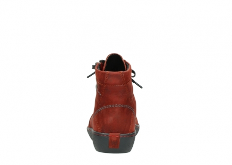 wolky lace up boots 08130 zeus 50540 winter red oiled leather_7