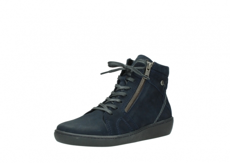 wolky lace up boots 08130 zeus 50800 blue oiled leather_22