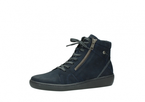 wolky lace up boots 08130 zeus 50800 blue oiled leather_23