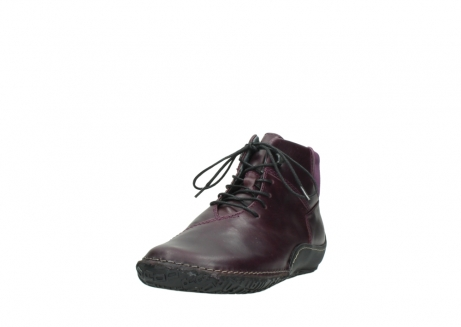 wolky lace up boots 08361 mokola 50600 dark purple black oiled leather_21