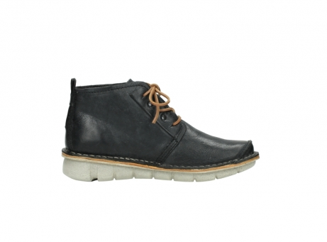 wolky lace up boots 08386 iberia 30070 black summer leather_13