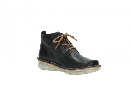 wolky lace up boots 08386 iberia 30070 black summer leather_16
