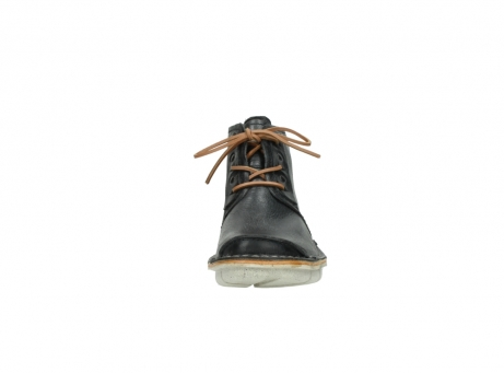 wolky lace up boots 08386 iberia 30070 black summer leather_19