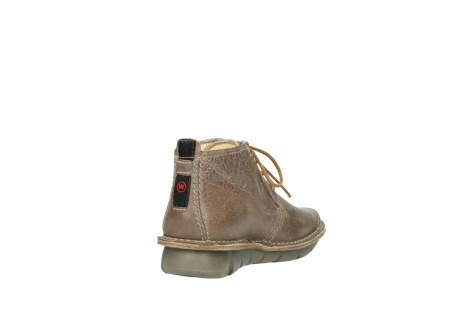 wolky lace up boots 08386 iberia 30250 sand leather_9