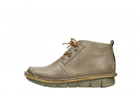 wolky bottines a lacets 08386 iberia 30380 cuir beige_1