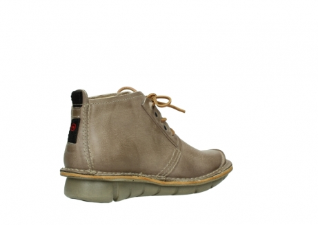 wolky bottines a lacets 08386 iberia 30380 cuir beige_10