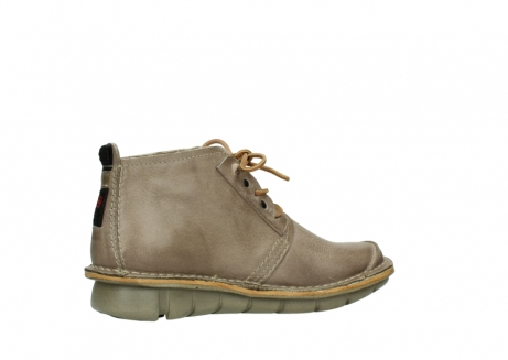 wolky bottines a lacets 08386 iberia 30380 cuir beige_11