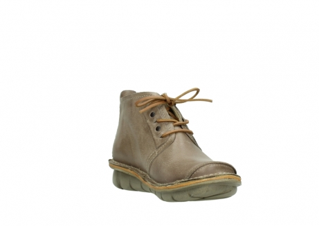 wolky bottines a lacets 08386 iberia 30380 cuir beige_17