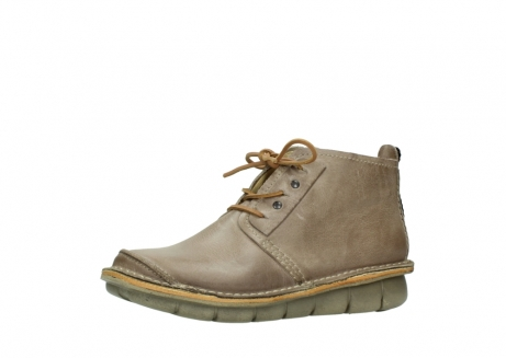 wolky bottines a lacets 08386 iberia 30380 cuir beige_23