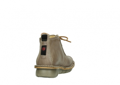 wolky bottines a lacets 08386 iberia 30380 cuir beige_8
