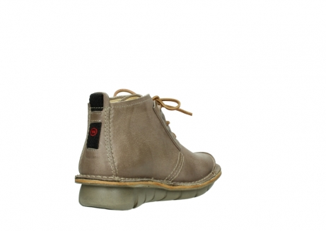 wolky bottines a lacets 08386 iberia 30380 cuir beige_9