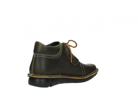 wolky bottines a lacets 08395 tara 50733 cuir vert_10