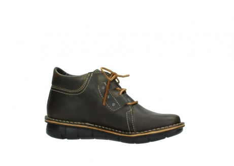 wolky bottines a lacets 08395 tara 50733 cuir vert_14