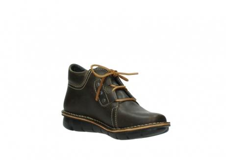 wolky bottines a lacets 08395 tara 50733 cuir vert_16