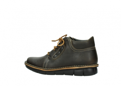 wolky bottines a lacets 08395 tara 50733 cuir vert_2