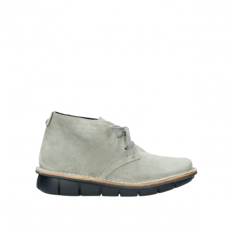 wolky veterboots 08397 wilna 40157 taupe suede