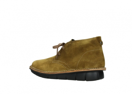 wolky bottines a lacets 08397 wilna 40920 suegravede jaune ocre_3