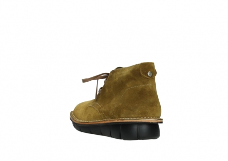 wolky bottines a lacets 08397 wilna 40920 suegravede jaune ocre_5