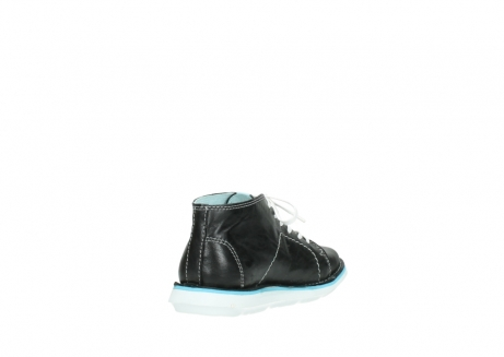 wolky lace up boots 08477 basalt 30070 black summer leather_9