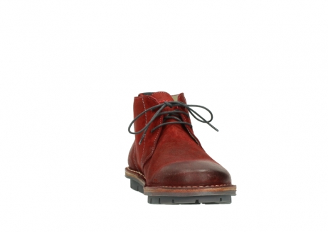 wolky bottines a lacets 08555 negev _18
