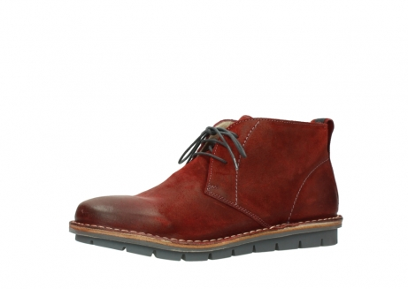 wolky bottines a lacets 08555 negev _23