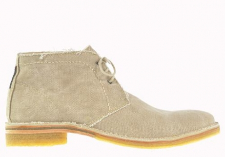 wolky boots 08560 gibson 90390 desert beige canvas