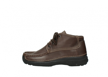 wolky bottines a lacets 09203 roll moc men 50300 cuir marron_1