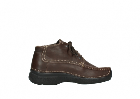 wolky bottines a lacets 09203 roll moc men 50300 cuir marron_12