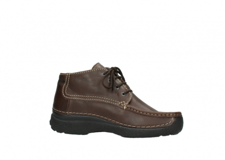 wolky bottines a lacets 09203 roll moc men 50300 cuir marron_14