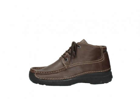 wolky bottines a lacets 09203 roll moc men 50300 cuir marron_24